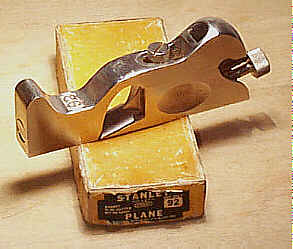 stanley 92 shoulder plane